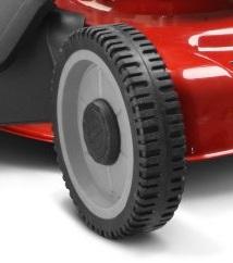 Kunststoffräder doppelt kugelgelagert