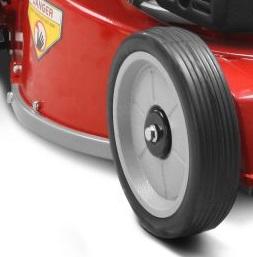 <strong>Verschleißeinlage (außen), Aluminium räder doppelt kugelgelagert</strong>