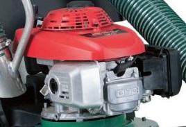 <strong>Leistungsstarker Honda GSV Motor</strong>